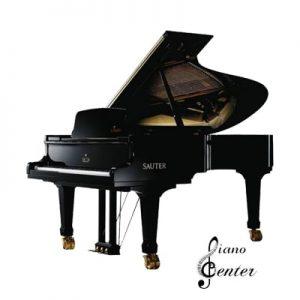 پیانو گرند SAUTER Omega 220 BLK