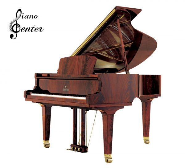 پیانو گرند SAUTER Delta 185 Pyramid Mahogany Gloss