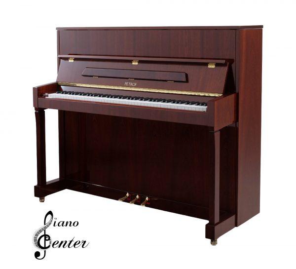 پیانو آکوستیک PETROF P 122 N2 High Polish Mahagony