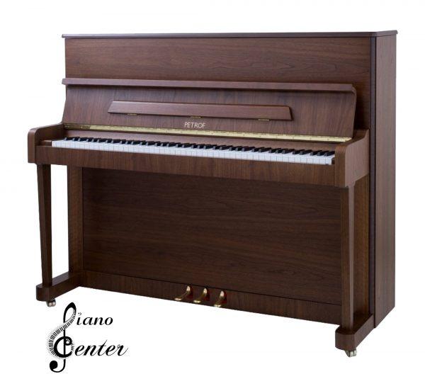 پیانو آکوستیک PETROF P 118 P1 Satin Walnut