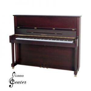 پیانو آکوستیک FEURICH 122 – UNIVERSAL Bordeaux Satin
