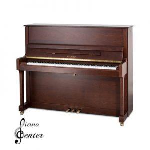 پیانو آکوستیک FEURICH 122 – UNIVERSAL Walnut Satin