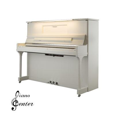 پیانو آکوستیک FEURICH 123 – VIENNA Satin White