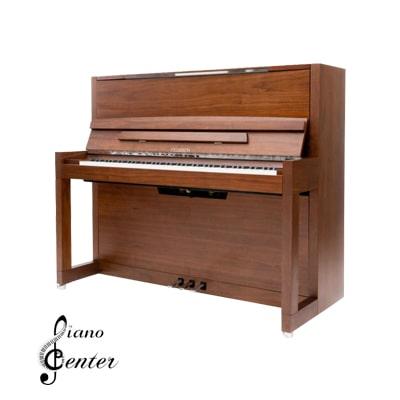 پیانو آکوستیک FEURICH 123 – VIENNA Satin Walnut