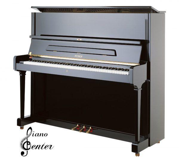 پیانو آکوستیک PETROF P 125 G1 BLKپیانو آکوستیک PETROF P 125 G1 BLK