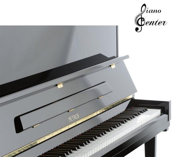 پیانو آکوستیک PETROF P 125 K1 BLK