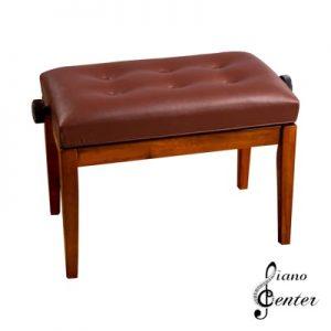 صندلی پیانو 6 لمسه شکلاتی